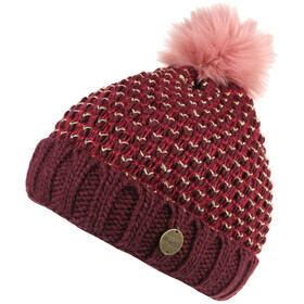 Regatta Lovella Hat Women Burgundy